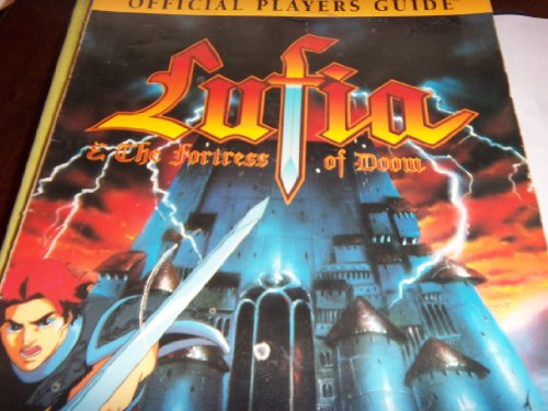 Lufia & the Fortress of Doom: Official Players Guide: Wartow, Ron