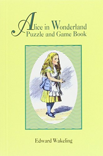 9781572810068: Alice in Wonderland: Puzzle and Gamebook