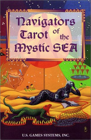9781572810129: Navigators Tarot of the Mystic Sea: 78-Card Deck