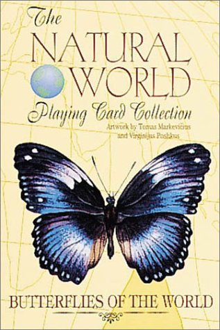 9781572810198: Butterflies of the World (The Natural World Playing Card Collection)