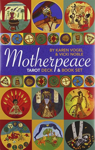 9781572810310: Motherpeace Tarot Deck [With Book]