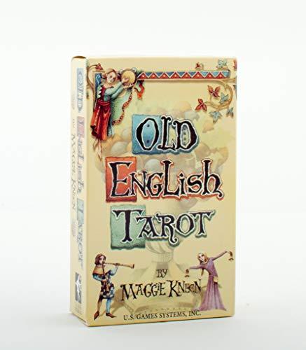 9781572810402: Old English Tarot
