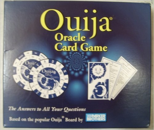 9781572810471: Ouija Oracle Card Game