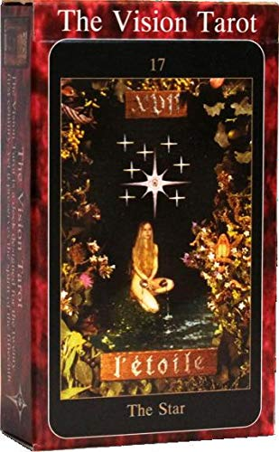 9781572810570: The Tarot of Vision