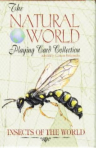 9781572810631: Insects of the World Playing Cards (The Natural World Playing Card Collection)