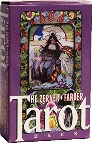 The Zerner-Farber Tarot Deck: Farber, Monte, Zerner, Amy