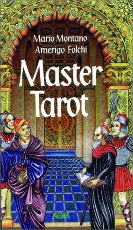 Master Tarot Deck By Mario Montano
