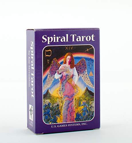 9781572810976: Spiral Tarot Deck (French Edition)