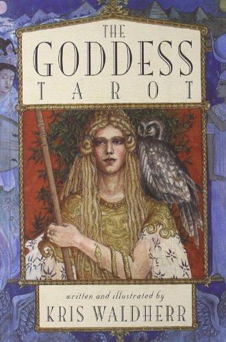 The Goddess Tarot: Waldherr, Kris