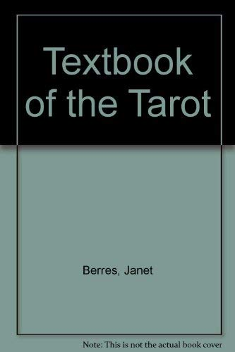 9781572811720: Textbook of the Tarot