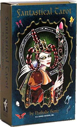 Fantastical Tarot: 78-Card Deck: Nathalie Hertz