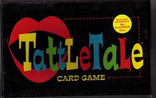 Tattletale Card Game
