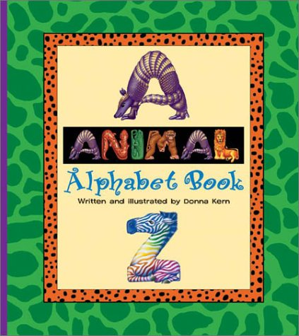 9781572812192: Animal Alphabet Book