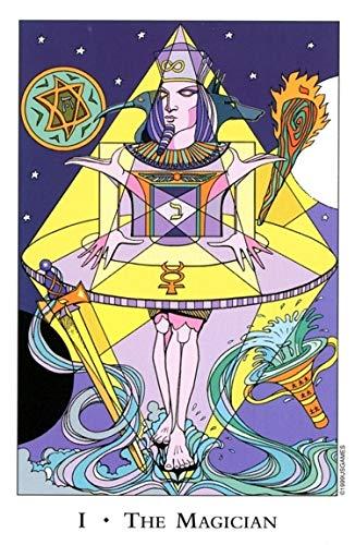 9781572812512: Tarot of the sephiroth