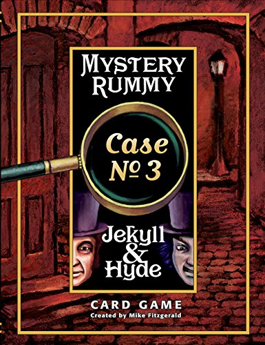 9781572813052: Mystery Rummy Case Jekyll and Hyde