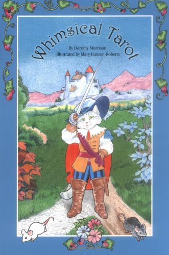 9781572813151: The Whimsical Tarot Book: A Deck for Children and the Young at Heart