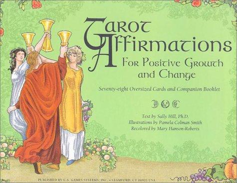 9781572813168: Tarot Affirmations Deck