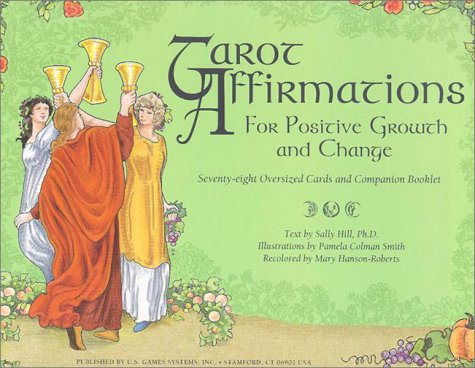 9781572813168: Tarot Affirmations: For Positive Growth and Change