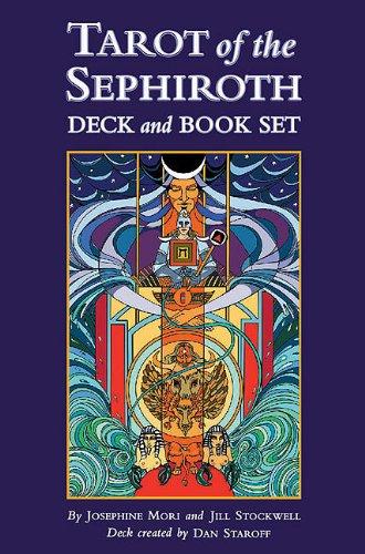 Tarot of the Sephiroth Deck and Book Set: Josephine Mori,Jill Stockwell