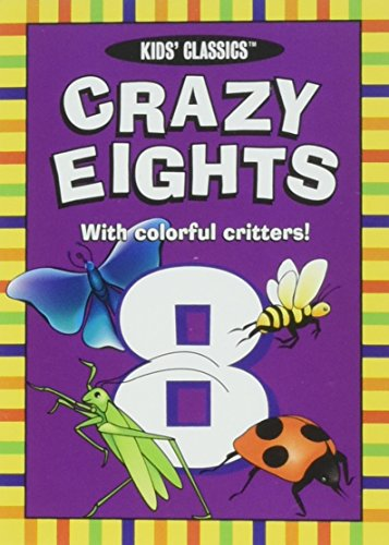 9781572813410: Crazy Eights Card Game (Kids Classics)