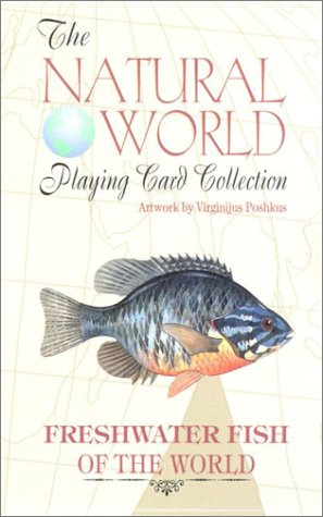9781572813496: Freshwater Fish (Natural World Playing Card Collection)