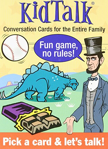 9781572813748: Kid Talk: Conversation Cards for the Entire Family (Tabletalk Conversation Cards)