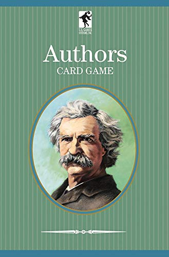 9781572814455: Authors Card Game (Authors & More)