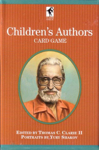 9781572814479: Children's Authors Card Game (Authors & More) (Authors & More)