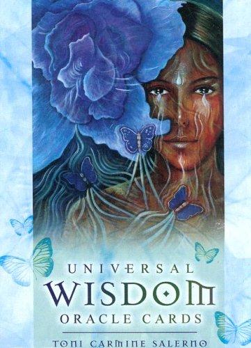Universal Wisdom Oracle Cards (Oracle Card Series): Toni Carmine Salerno