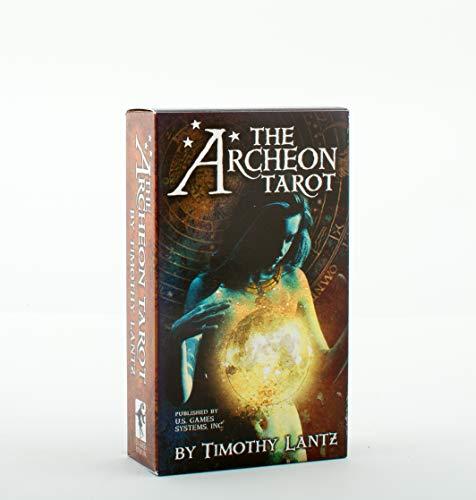 9781572814882: The Archeon Tarot