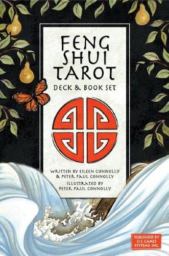 Feng Shui Tarot Deck & Book Set: Connolly, Eileen; Connolly, Peter Paul; Connolly, Peter Paul [...