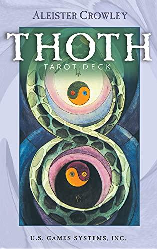 9781572815100: Thoth Tarot Deck