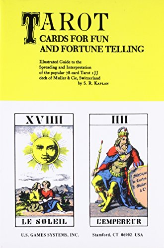 9781572815148: Tarot Cards for Fun and Fortune Telling