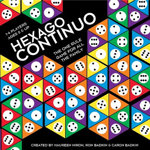 9781572815261: Hexago Continuo: The One-Rule Game for All the Family