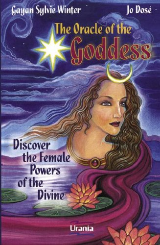 9781572815285: The Oracle of the Goddess: Discover the Female Powers of the Divine [With 136-Page Book]