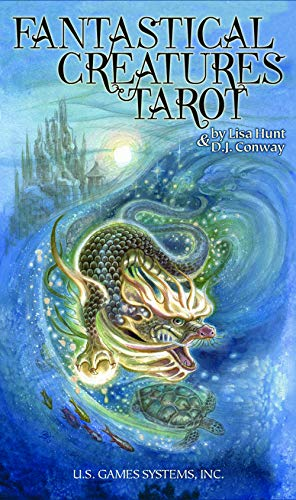 9781572815414: Fantastical Creatures Tarot
