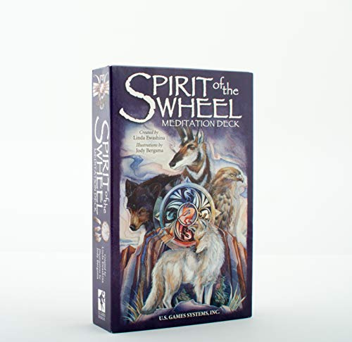 9781572815452: Spirit of the Wheel Meditation Deck [With Poster and Booklet]