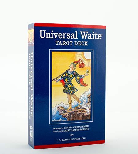 9781572815612: Universal Waite Tarot Deck