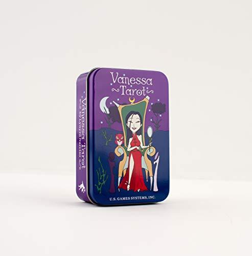 9781572815742: Vanessa Tarot [With Instruction Booklet]