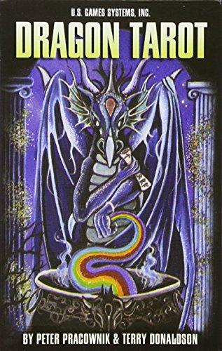 9781572815841: Dragon Tarot