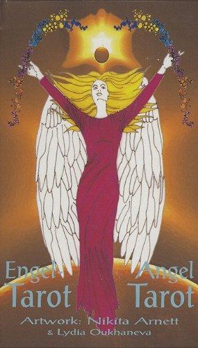 Engel-Tarot / Angel Tarot (English and German: Lydia Oukhaneva