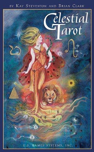 Celestial Tarot: Premier Tarot Edition [With 48-Page Instruction Booklet]: Kay Steventon, Brian ...