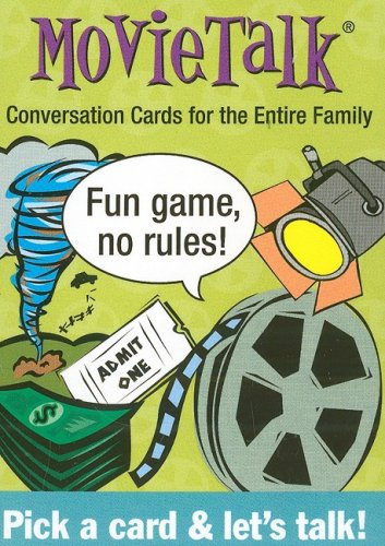 9781572816084: Movie Talk: Conversation Cards for the Entire Family (Table Talk)