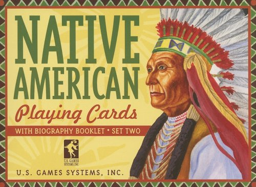 9781572816206: Native American Playing Cards Set Two