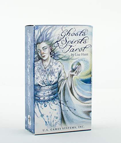 9781572816619: Ghosts and Spirits Tarot