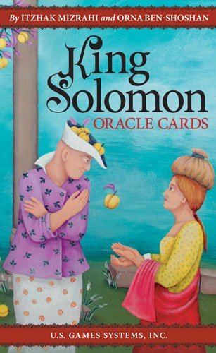 9781572816664: King Solomon Oracle Cards