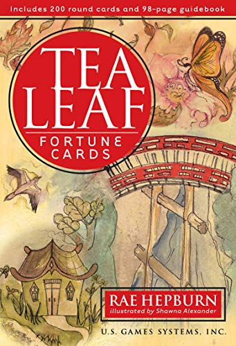 9781572816701: Tea Leaf Fortune Cards