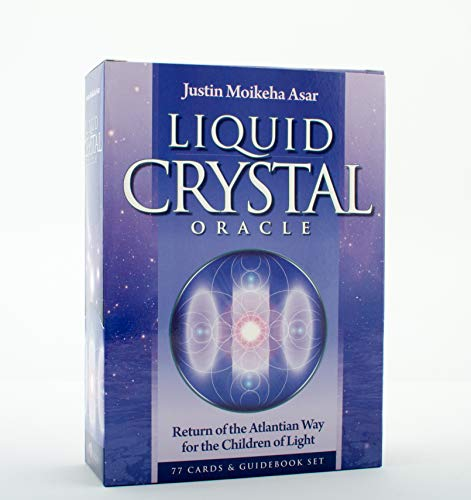 9781572816763: Liquid Crystal Oracle: Return of the Atlantian Way for the Children of Light [With Guide Book]