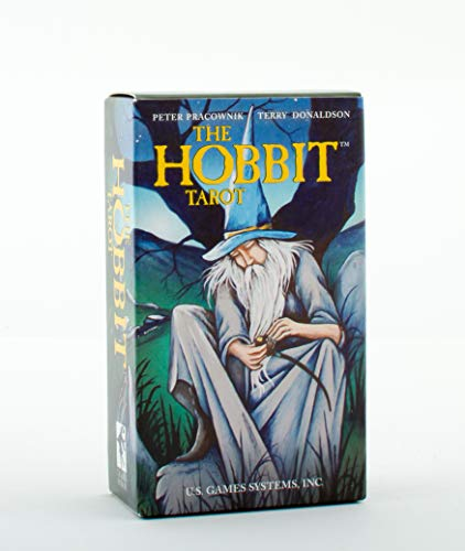 9781572816770: The Hobbit Tarot