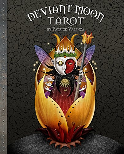 9781572816879: Deviant Moon Tarot Book